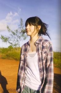 "Michishige Sayumi in ""La"" (Scan0047)"