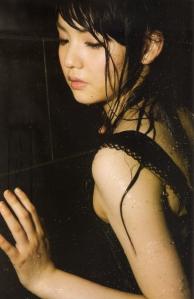 "Michishige Sayumi in ""La"" (Scan0069)"
