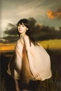 "Michishige Sayumi in ""La"" (Scan0080)"