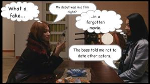 """Dialogue from """"2LDK""""..."""