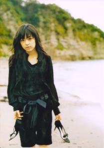 "Inoue Mao from ""Mao Inoue 2007"" (Scan0013)"