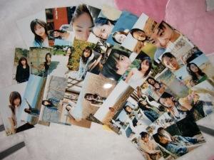 Inoue Mao shashinshuu photo set...