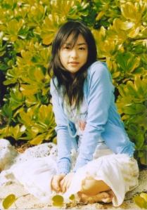"Inoue Mao from ""Mao Inoue 2007"" (Scan0016)"
