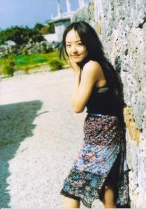 "Inoue Mao from ""Mao Inoue 2007"" (Scan0015)"