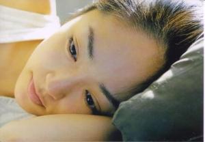 "Inoue Mao from ""Mao Inoue 2007"" (Scan0005)"