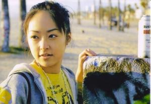 "Inoue Mao from ""Mao Inoue 2007"" (Scan0009)"