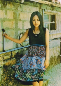 "Inoue Mao from ""Mao Inoue 2007"" (Scan0014)"