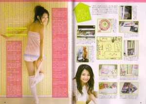 Okamoto Rei in Bomb! magazine June 2010 (Scan0010)