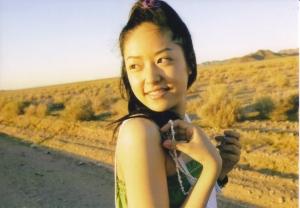 "Inoue Mao from ""Mao Inoue 2007"" (Scan0008)"