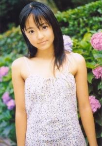 "Inoue Mao from ""Mao Inoue 2007"" (Scan0019)"