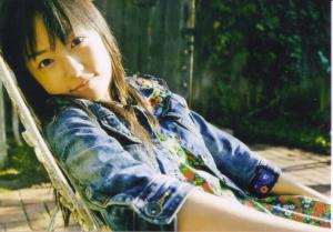 "Inoue Mao from ""Mao Inoue 2007"" (Scan0031)"