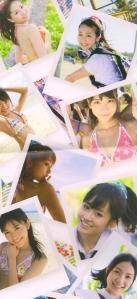 """AKB48 """"Ponytail to shu shu"""" Type A jacket Scan0003"""