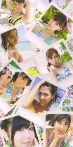 """AKB48 """"Ponytail to shu shu"""" Type A jacket Scan0004"""