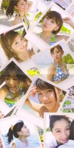 """AKB48 """"Ponytail to shu shu"""" Type B jacket Scan0008"""
