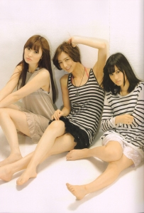 "AKB48 ""Wagamama Girlfriend"" photo book scan Scan0005"
