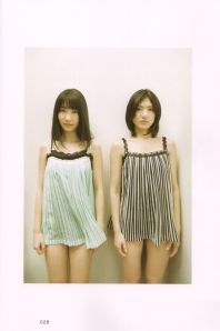 "AKB48 ""Wagamama Girlfriend"" photo book scan Scan0021"