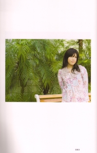 "AKB48 ""Wagamama Girlfriend"" photo book scan Scan0049"