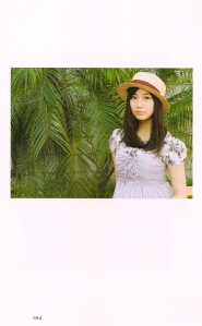 "AKB48 ""Wagamama Girlfriend"" photo book scan Scan0050"