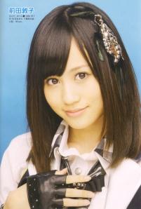 Maeda Atsuko in Yan Yan Scan0004