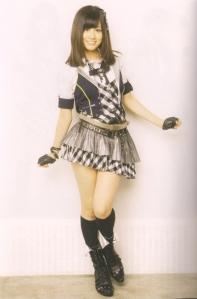 Maeda Atsuko in Yan Yan Scan0011