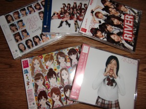 More AKB48 shopping at the Anime Expo 2010 ! CIMG0525