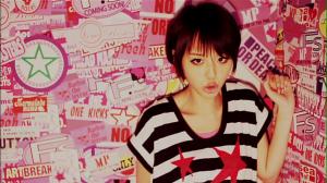 "Hirano♥Aya in ""Hysteric Barbie""...."