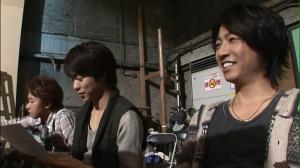 "Arashi in ""To be free""..."