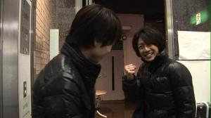 """Shokun & Aibakun in """"To be free""""..."""