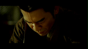 Tony Leung in Red Cliff...despair