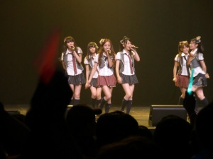 AKB48 @ AX 2010 Nokia Theater July 1st, 2010 CIMG0395