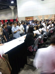 AKB48 Anime Expo 2010 second autograph event