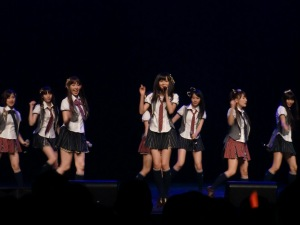 AKB48 @ AX 2010 Nokia Theater July 1st, 2010 CIMG0390