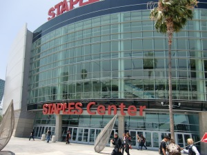 The Staples Center CIMG0451