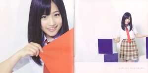 "Watarirouka Hashiritai ""Seishun no flag"" type C booklet scan 4"