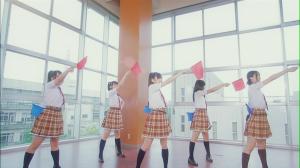 """Watarirouka Hashiritai in """"Seishun no flag"""""""