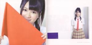 "Watarirouka Hashiritai ""Seishun no flag"" type C booklet scan 6"
