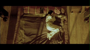 Lin Chi Ling in Red Cliff...an empty bed