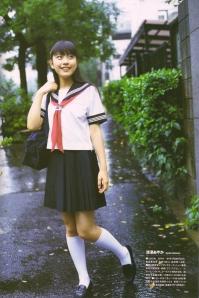 Ikezawa Ayaka in UTB (scan4)