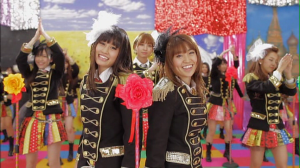 "AKB48♥ in ""Heavy Rotation"""