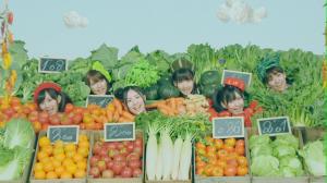 "AKB48 in ""Yasai Sisters"""