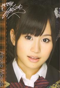 AKB48 Team A's Maeda Atsuko