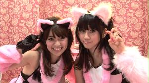"""Yuko~♥ & Acchan~♥ """"nyan~nyan"""""""