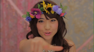 "Yuko~♥ in ""Heavy Rotation"""