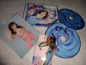 """Oshima Mai """"Aitte nanadaho~"""" LE single w/ photo & trading card"""