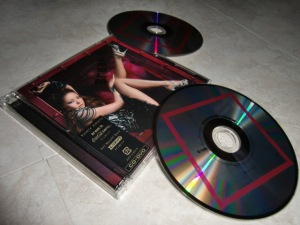 Amuro Namie Break It CD+DVD single