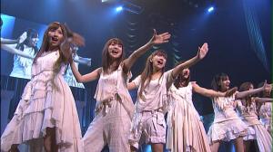"Team Dragon in ""Kokoro no hane"" live"