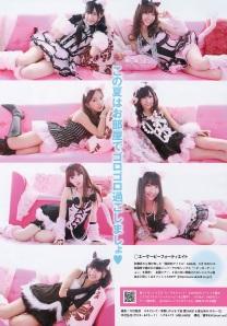 AKB48 in Weekly Playboy 8.23~30