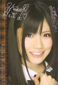 AKB48 Team A's Kuramochi Asuka