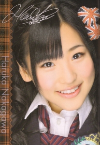 AKB48 Team A's Nakagawa Haruka
