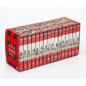 AKB48 5400sec complete box set (16 members)
